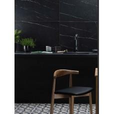 Original Style Tileworks Nero Marquina 120 x 60cm CS1634-12060 plain tile