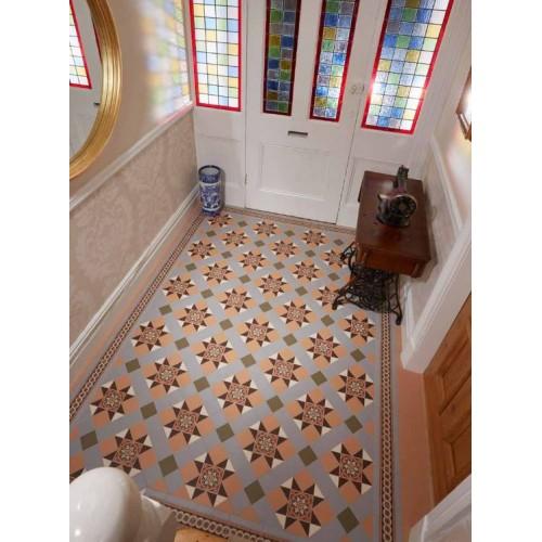 Blenheim Original Style Victorian Floor Tiles