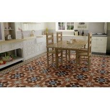 Chatsworth with Browning victorian floor tile design