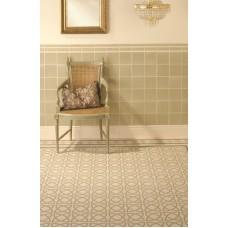 Dublin with Galway victorian floor tile design