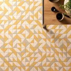 Newbury modern style Victorian tile design