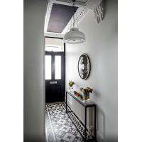 Braemar (D) with Browning victorian floor tile design