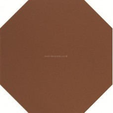 "Original Style 6131V red octagon 151 x 151 | 6 x 6"" plain tile"