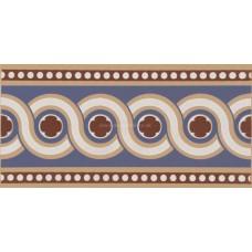 "Original Style 6269V blue Telford Border 151 x 75 | 6 x 3"" decorative tile"