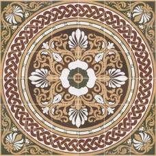 "Original Style 6277V green Palmerston 36 Tile Set 916 x 916   36 x 36"" decorative tile"