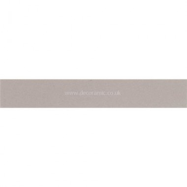 "Original Style 6821V grey rectangle 151 x 24 | 6 x 1"" plain tile"