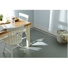 Buckfastleigh with Simple Diamonds victorian floor tile design