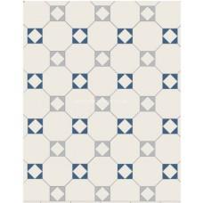 Arundel 3 Colour Original Style Victorian Floor Tiles