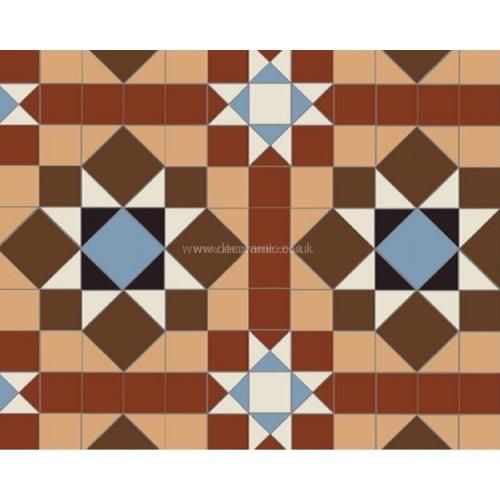 chatsworth original style victorian floor tiles. Black Bedroom Furniture Sets. Home Design Ideas