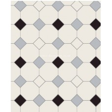 Chesterfield Original Style Victorian Floor Tiles