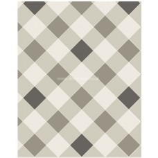 Dorchester 4 Colour with Woolf victorian floor tile design