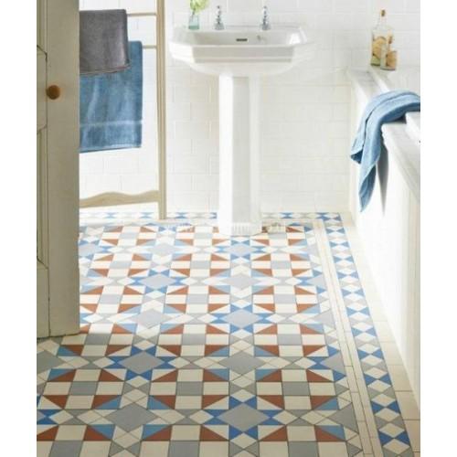 Original Style Victorian Floor Tiles