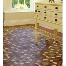 Lindisfarne with Stevenson victorian floor tile design
