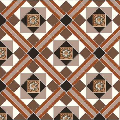 lindisfarne original style victorian floor tiles. Black Bedroom Furniture Sets. Home Design Ideas