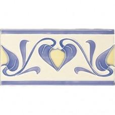 "Original Style 5976B Lilium Border 152 x 76mm | 6 x 3 "" decorative tile"