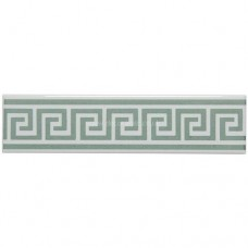 "Original Style GJB9025A Greek Key 152 x 40mm | 6 x 1 1/2 "" decorative tile"