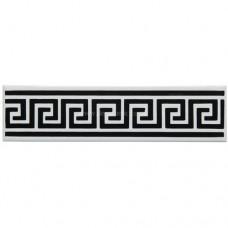 "Original Style N9025A Greek Key 152 x 40mm | 6 x 1 1/2 "" decorative tile"