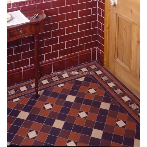 Richmond Original Style Victorian Floor Tiles