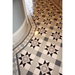 Victorian wall and floor tiles inspirational designs