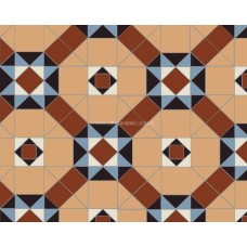 Westminster Original Style Victorian Floor Tiles