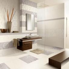 Paris Light Grey Porcelain Tile 1200x600mm Matt thin porcelain tile by Porcel-Thin