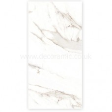 Ferrara Marble Carrara Marbles Porcelain Tile 1200x600mm Polished thin porcelain tile by Porcel-Thin