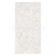 Ferrara Marble Glacier White Marbles Porcelain Tile 1200x600mm Polished thin porcelain tile by Porcel-Thin