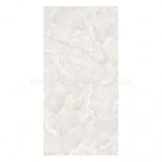 Ferrara Marble Glacier White Marbles Porcelain Tile 1200x600mm Polished thin porcelain tile by Porcel-Thin