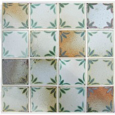 Raymond Josse tiles | antique french tiles