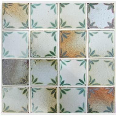 Raymond Josse tiles | antique french tiles
