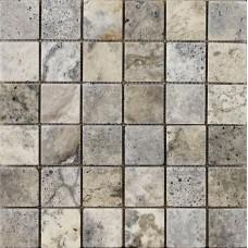 Anatolian Grey Mixed Stone tile Verona S20004 48x48mm