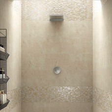 Aspect Ivory Matt Porcelain tile P10294 400x580mm Verona