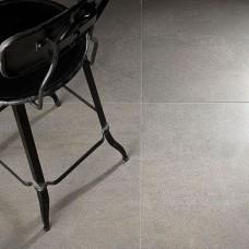 Art Rock Anthracite Lappato - Semi-polished Porcelain tile P10415 600x600mm Verona