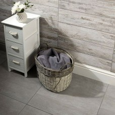 Acadia Bone Matt Porcelain tile P10440 600x150mm Verona