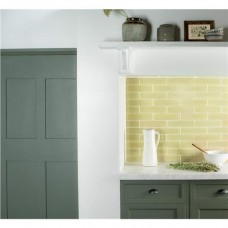 Meadow Crackle Glazed Ceramic tile W.ELPME2406 240x60mm Elements The Winchester Tile Company