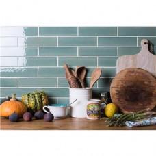 Pasture Crackle Glazed Ceramic tile W.ELPPA2406 240x60mm Elements The Winchester Tile Company