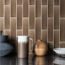 Quarry Crackle Glazed Ceramic tile W.ELPQU2406 240x60mm Elements The Winchester Tile Company