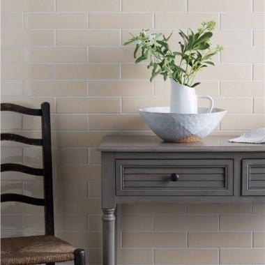 Shore Crackle Glazed Ceramic tile W.ELPSH2406 240x60mm Elements The Winchester Tile Company