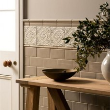 Winchester Highgrove Embossed Hadleigh Tile 150 x 150 mm W.CLHA1016