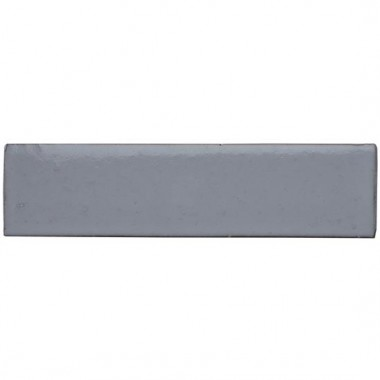 Smoke Smooth Glazed Ceramic tile W.ELOSMS2406 240x60mm Elements The Winchester Tile Company