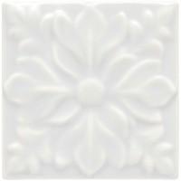 Waveney Hampstead Gloss Ceramic W.CLWA1004 75x75mm Winchester Tiles