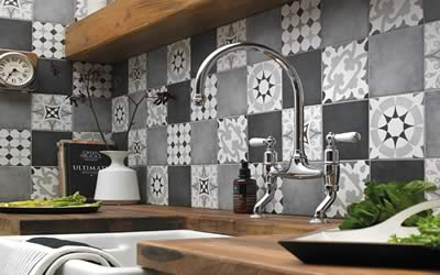 Ranges from British Ceramic Tiles BCT