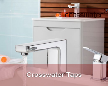 Suppliers of Crosswater bathroom taps, mixers and shower valves in Rochester Kent