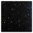 Black sparkle tiles
