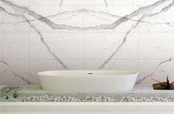 Large thin porcelain tiles