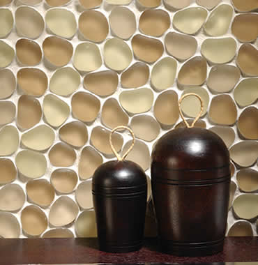 Pebbles Glass Mosaics