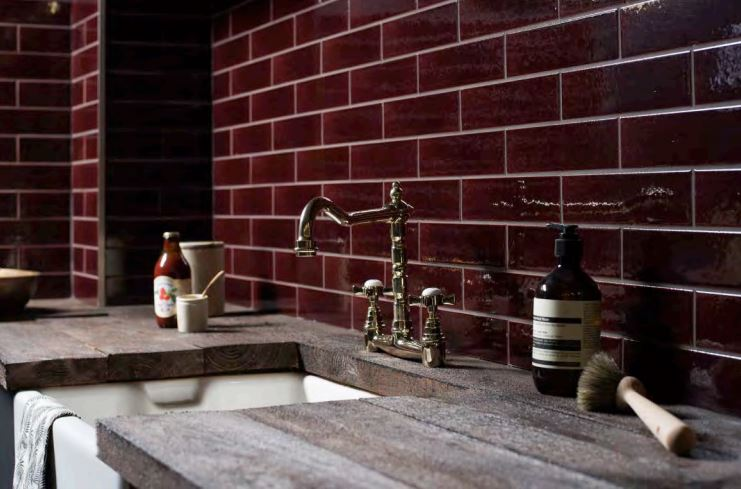 View our Winchester Residence Tiles collection