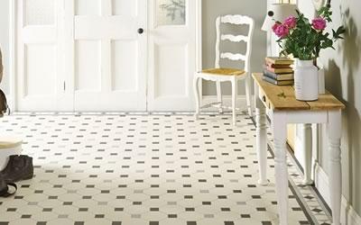 Victorian style floors