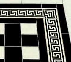 Ambleside & Greek Key