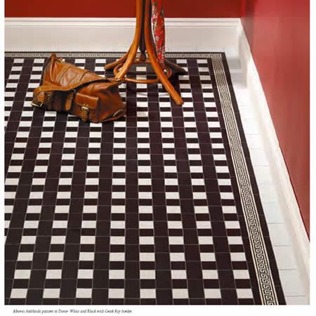 Victorian Hallways Tiles Geometric Tiles For Hall Ways